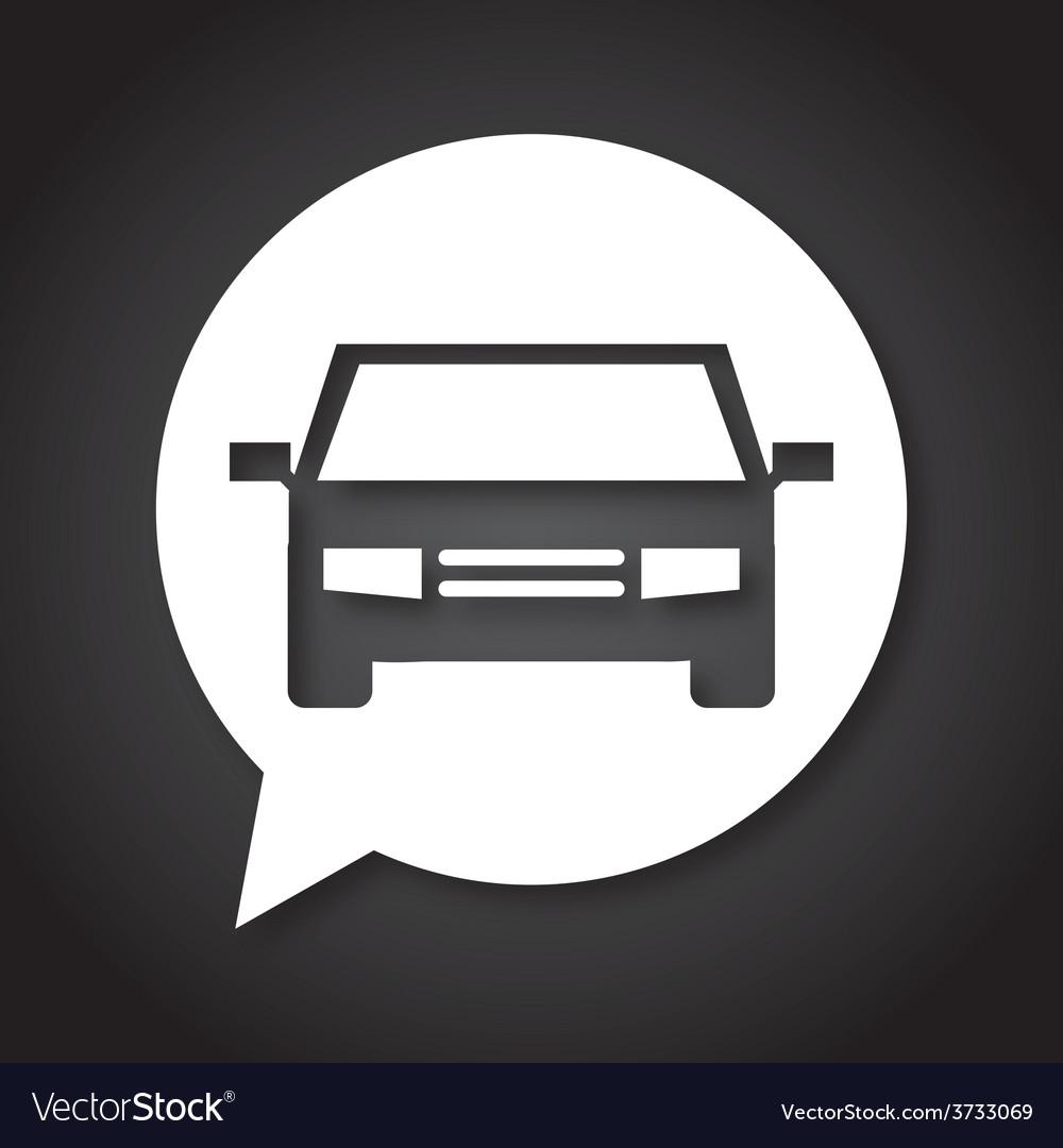 Car icon design vector | Price: 1 Credit (USD $1)