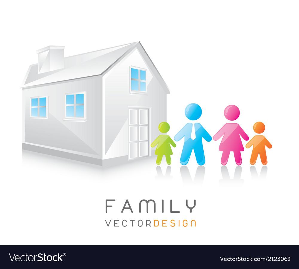 Familiy vector | Price: 1 Credit (USD $1)