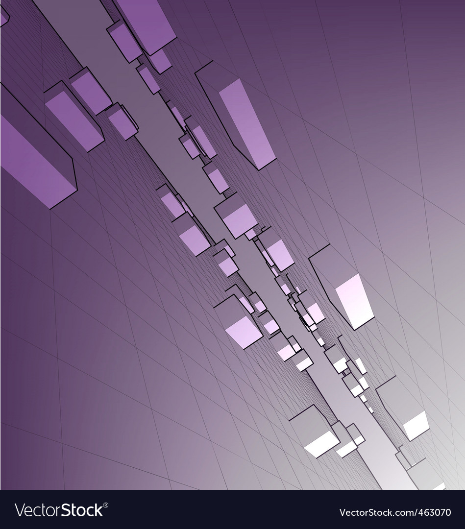 Abstract geometry vector | Price: 1 Credit (USD $1)