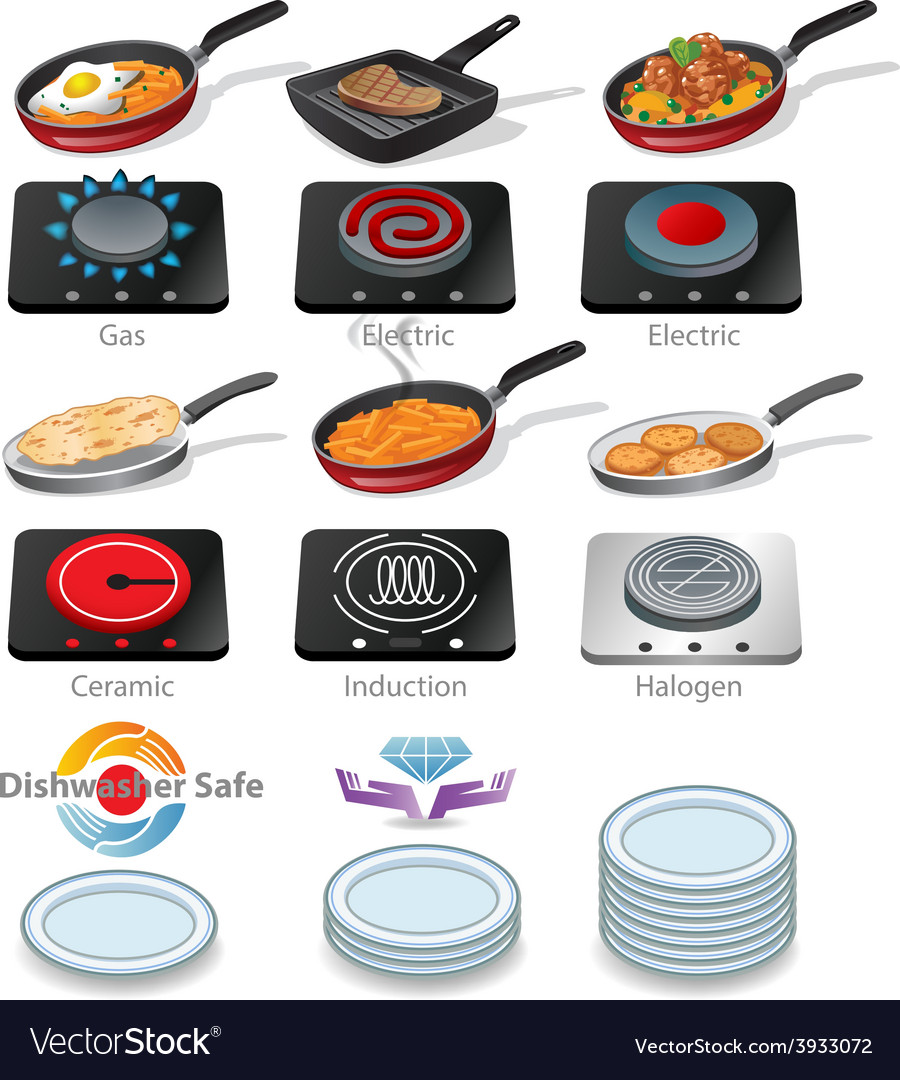 Cooking icons vector | Price: 3 Credit (USD $3)