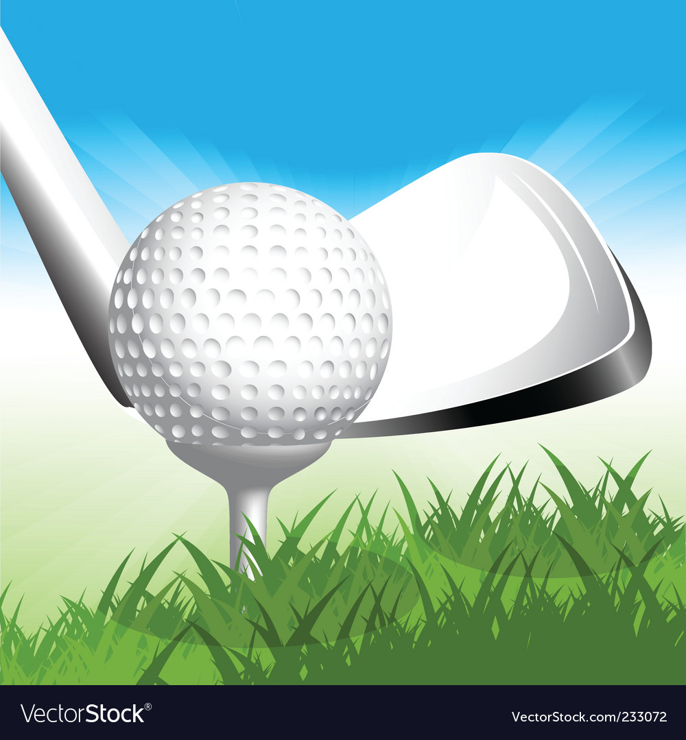 Golf vector | Price: 3 Credit (USD $3)
