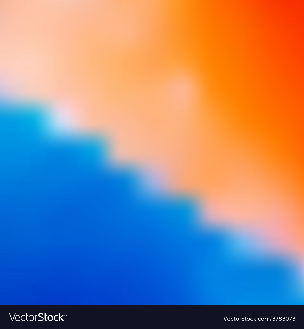 Blurred background summer abstract unique vector | Price: 1 Credit (USD $1)