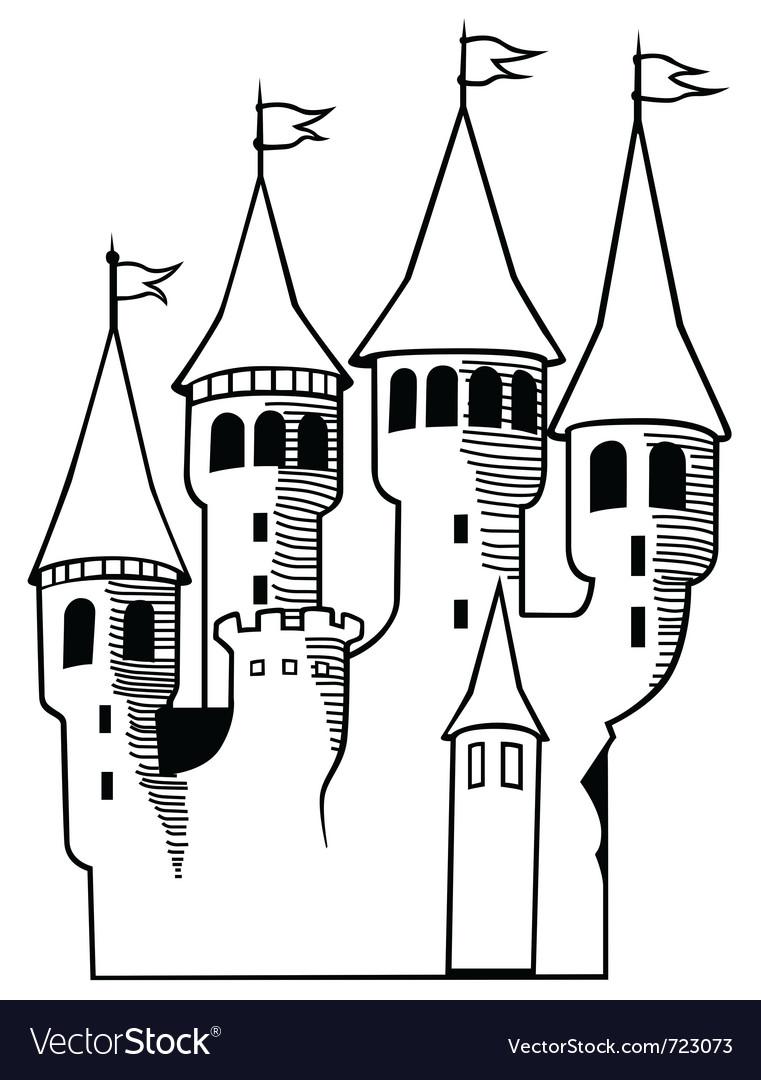 Castle vector   Price: 1 Credit (USD $1)