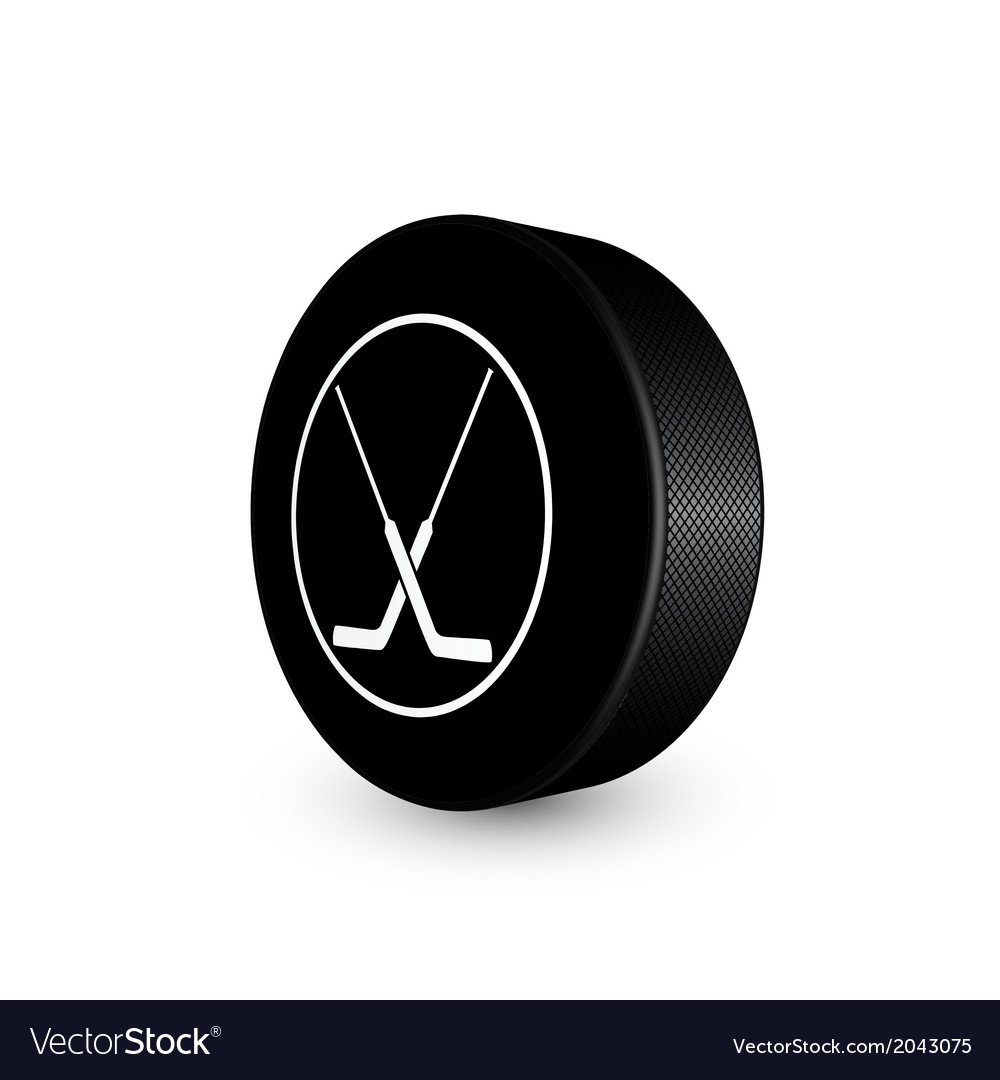 Puck vector | Price: 1 Credit (USD $1)