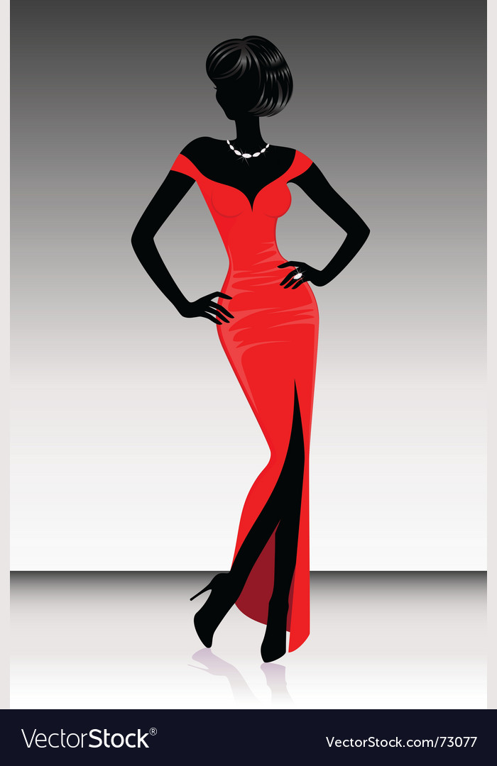 Dressy vector | Price: 1 Credit (USD $1)