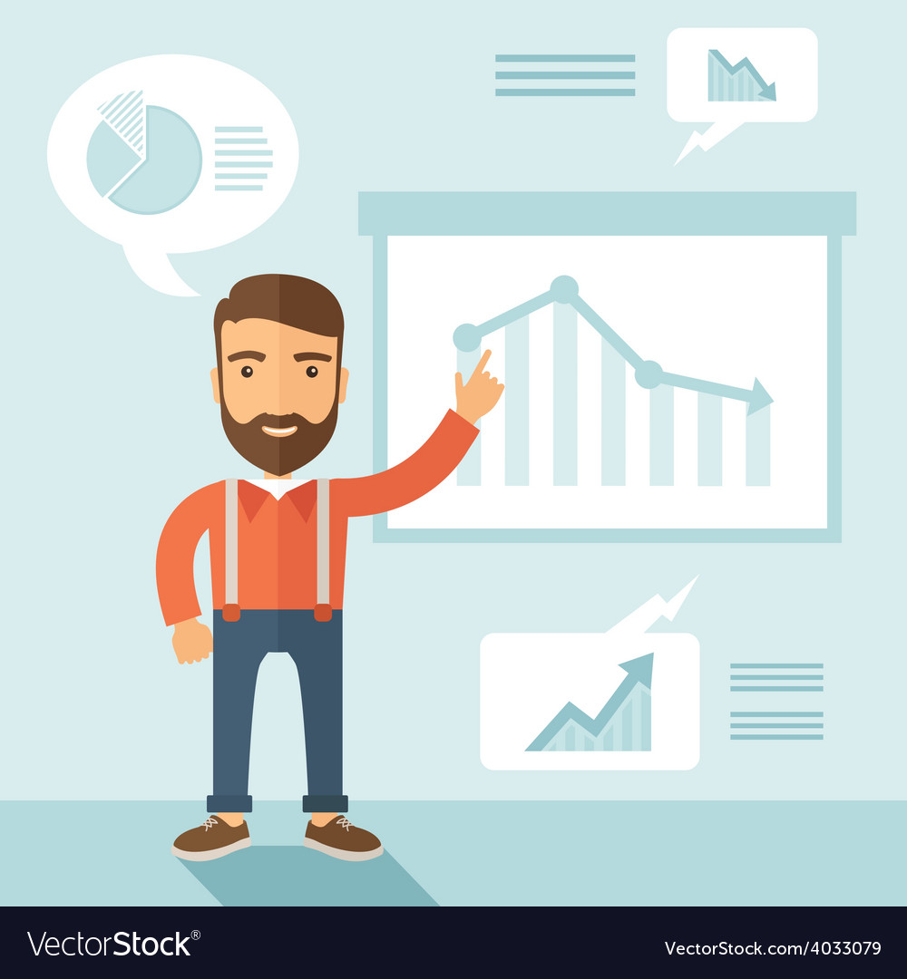 Business presentation vector | Price: 1 Credit (USD $1)