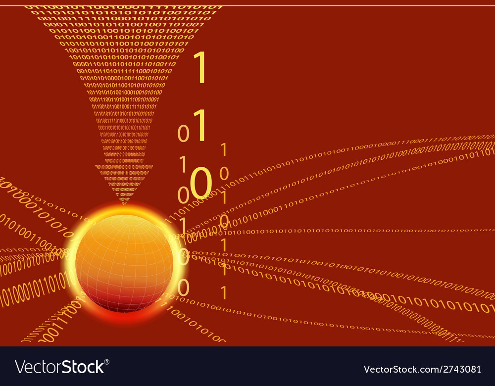 Code cloud background vector | Price: 1 Credit (USD $1)
