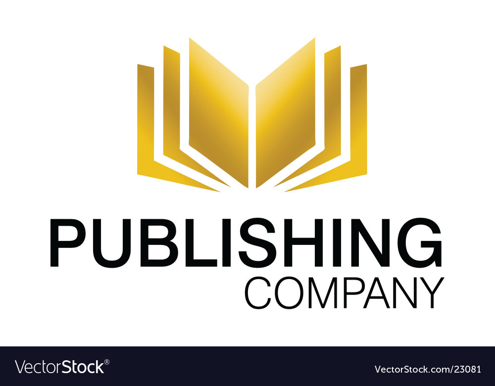 Publishing logo vector | Price: 1 Credit (USD $1)