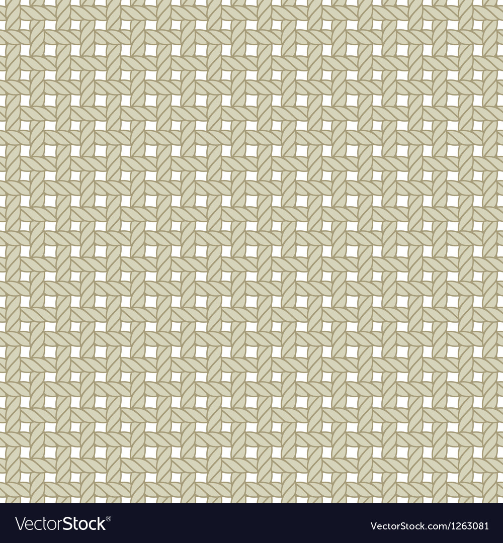 Seamless cotton wallpaper vector | Price: 1 Credit (USD $1)