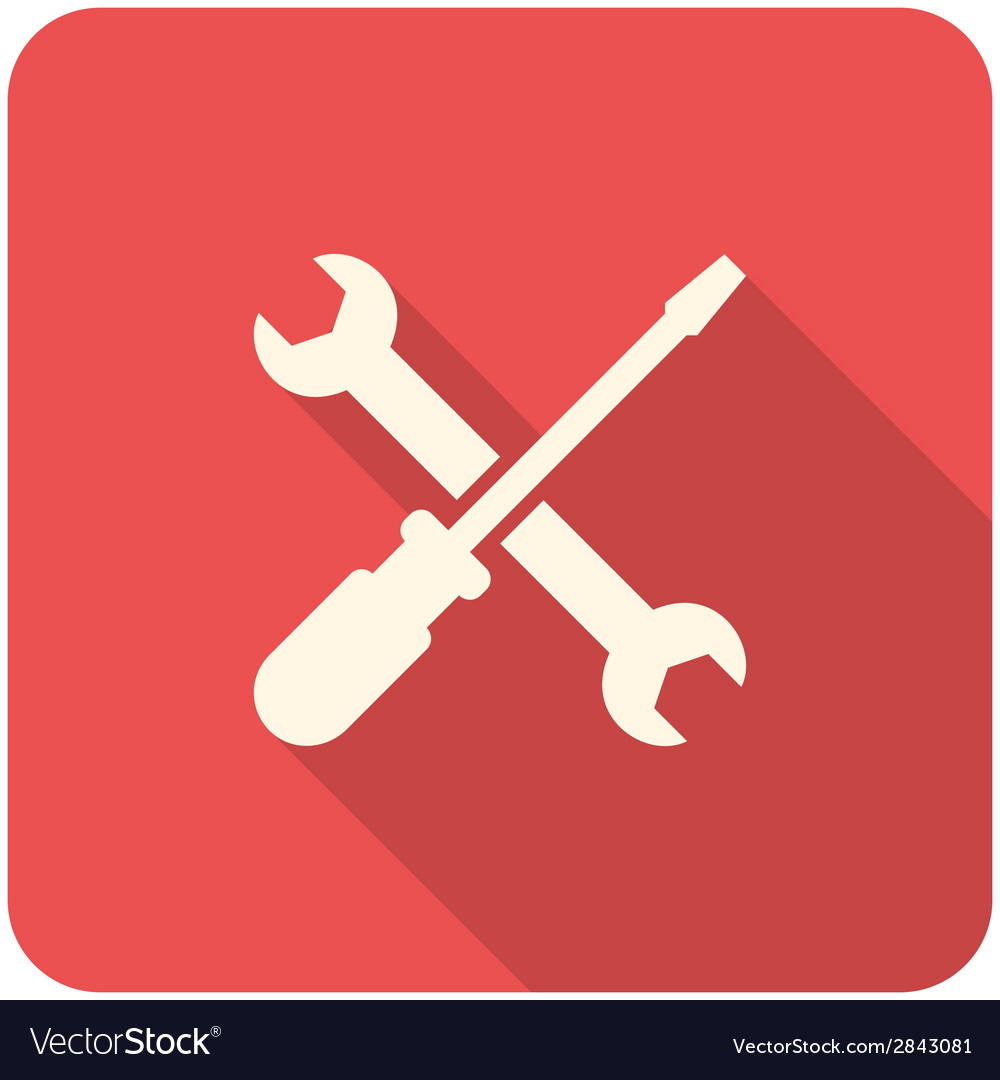 Tools icon vector | Price: 1 Credit (USD $1)