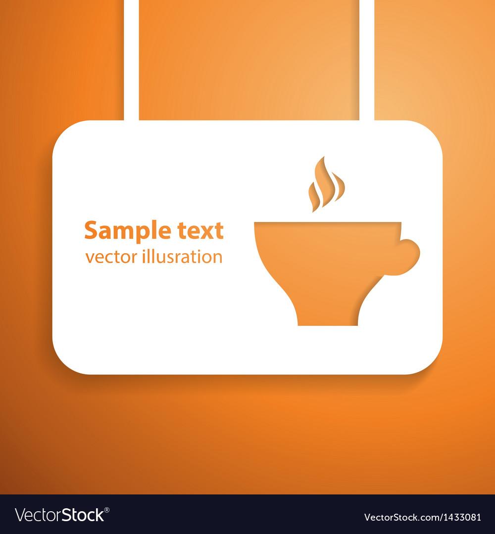 Warming applique background vector | Price: 1 Credit (USD $1)