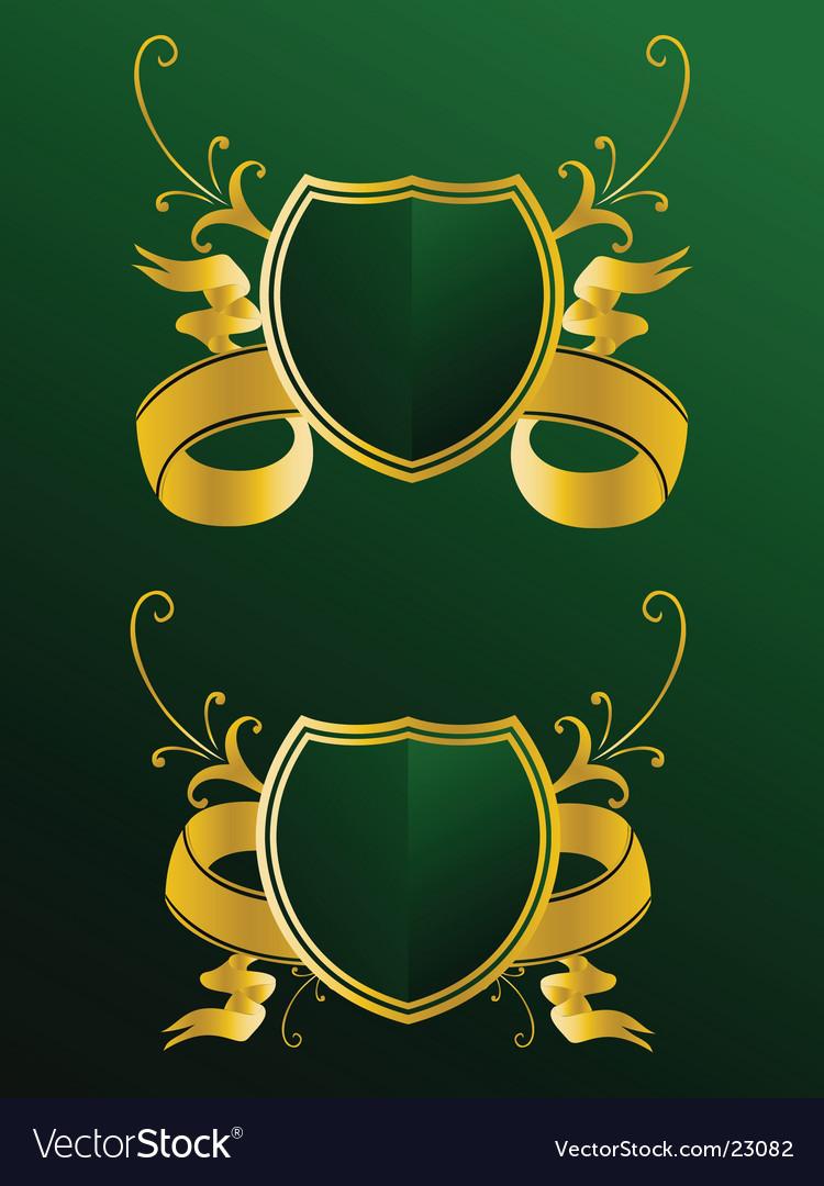 Classy ribbon vector | Price: 1 Credit (USD $1)