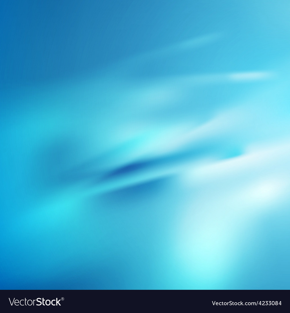 Bright blue abstract smooth texture background vector | Price: 1 Credit (USD $1)