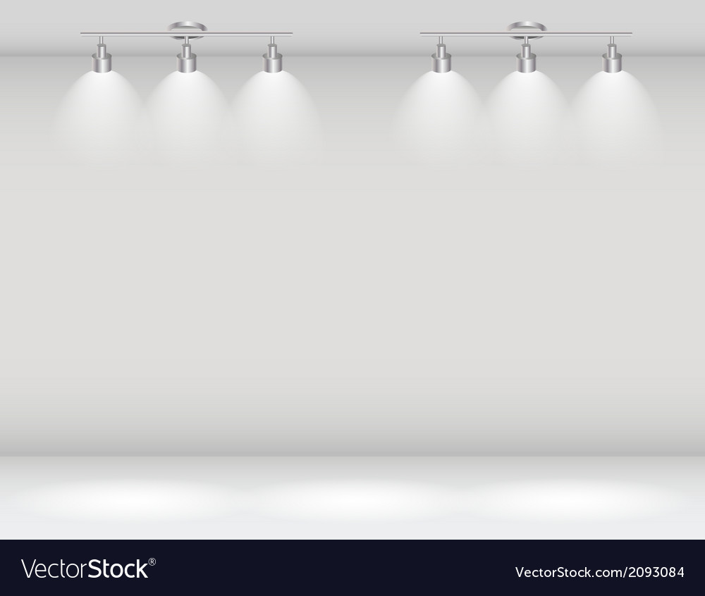 Empty wall for your text and images vector   Price: 1 Credit (USD $1)