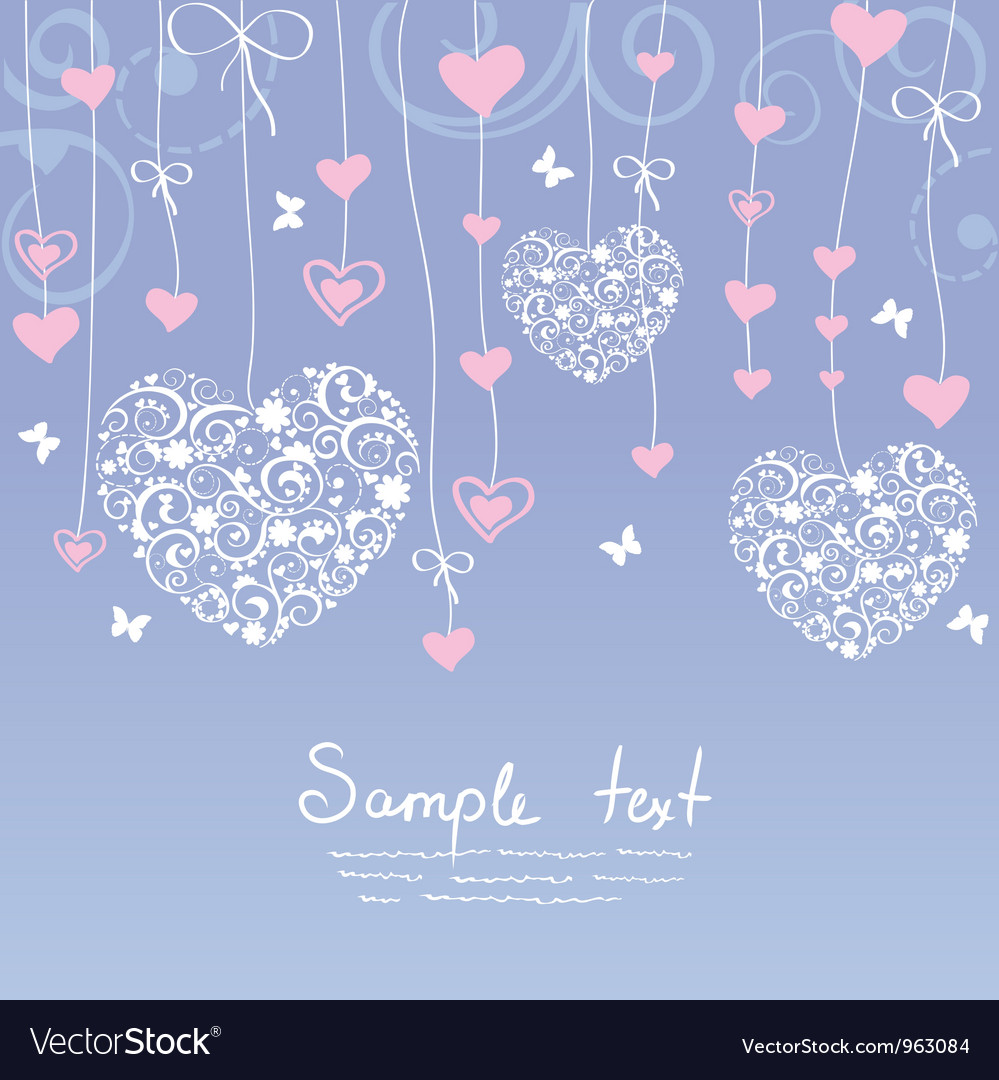 Heart love vector | Price: 1 Credit (USD $1)
