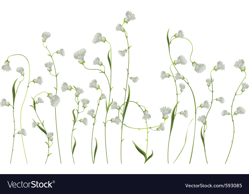 Flower drawing vector | Price: 1 Credit (USD $1)