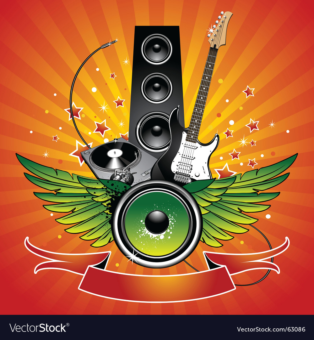 Instruments vector | Price: 3 Credit (USD $3)