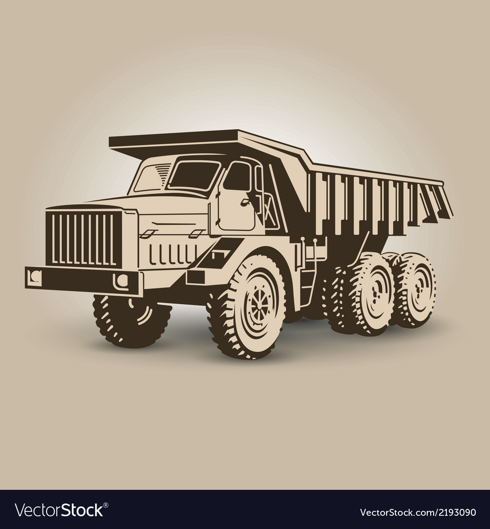 Belaz vector | Price: 1 Credit (USD $1)