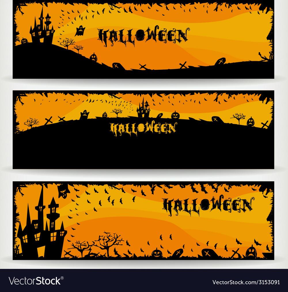 Halloween art vector | Price: 1 Credit (USD $1)