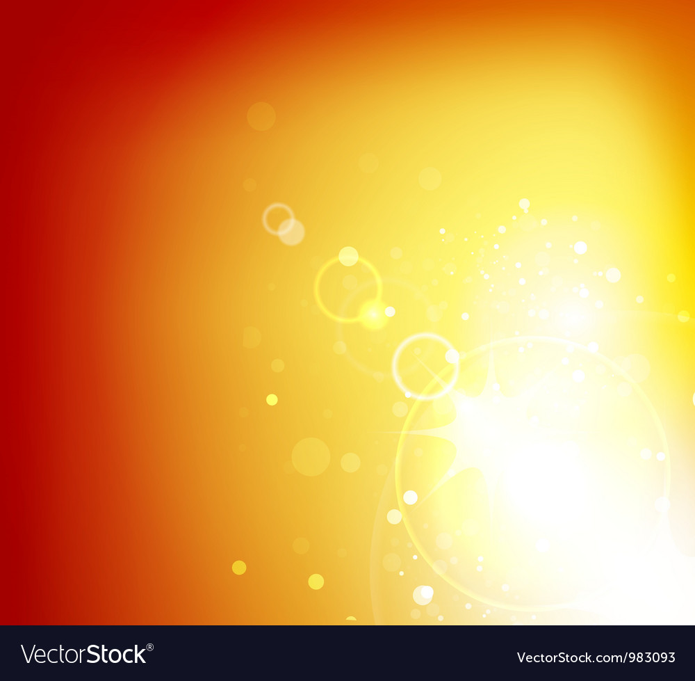 Abstract sunshine background vector | Price: 1 Credit (USD $1)