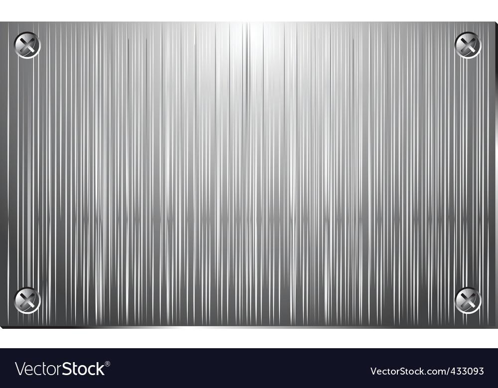 Metallic texture vector | Price: 1 Credit (USD $1)