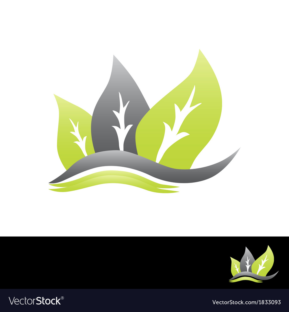 Nature symbol vector | Price: 1 Credit (USD $1)