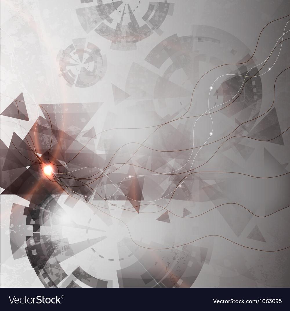 Modern shape background vector | Price: 1 Credit (USD $1)