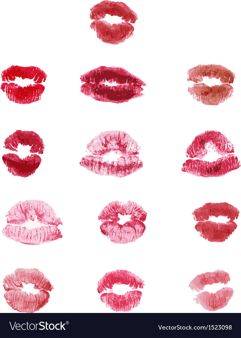 Lips vector | Price: 1 Credit (USD $1)