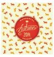 Autumn season 2014 vector