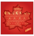 The indian summer time vector