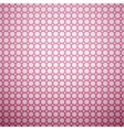 Beautiful pattern tiling pink and white colors vector