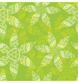 Floral seamless texture spring flowers pattern vector