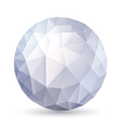 Polygonal sphere vector