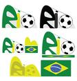 Rio de janeiro graphic vector