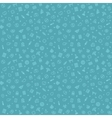 Blue seamless medical pattern vector