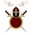 Armor knight vector