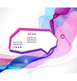 Abstract colorful template background vector