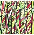 Seamless pattern with colorful abstract doodle vector