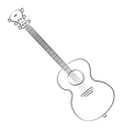 Guitar01 vector