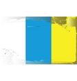 Canary islands flag vector