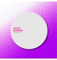 Drawn circle abstract background pattern vector
