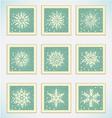 Merry-christmas-card vector