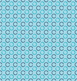 Abstract seamless background with grunge circles vector