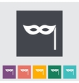Mask icon vector
