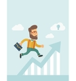 Perspective business and ideas vector