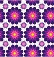 Beautiful seamless floral pattern flower  elegance vector
