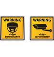 Video surveillance camera 05 vector