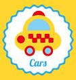 Cars design vector