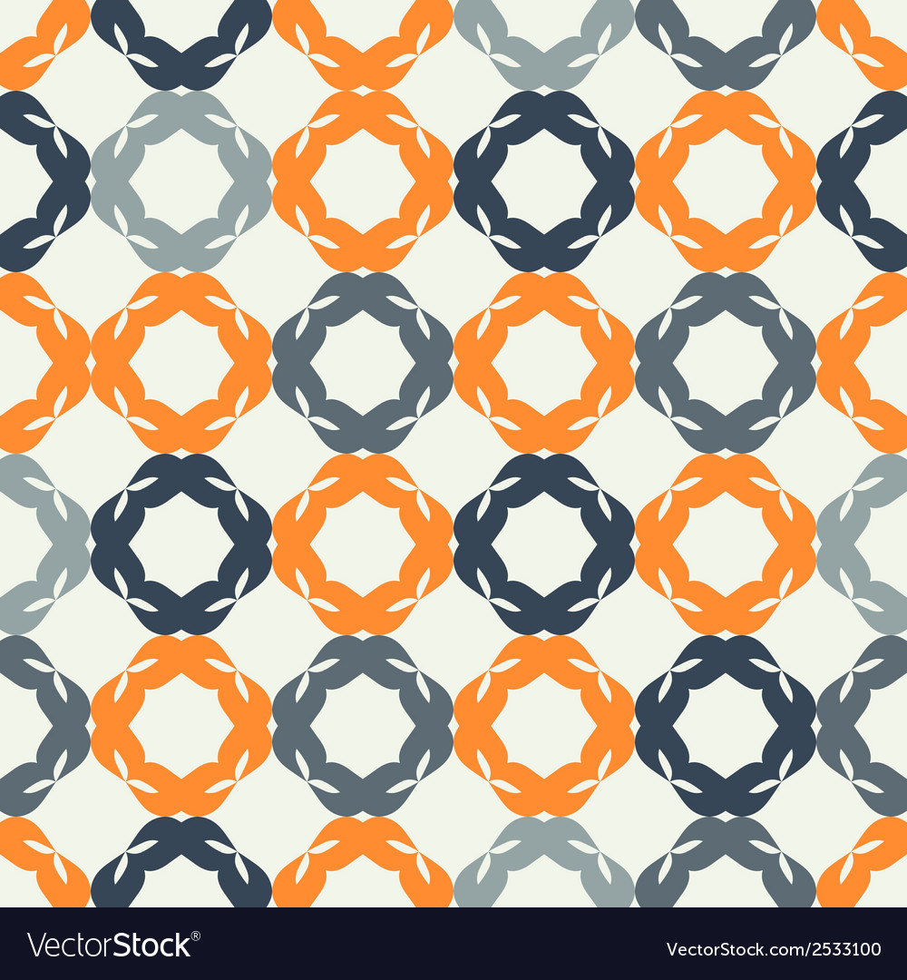 Seamless pattern mesh vector | Price: 1 Credit (USD $1)