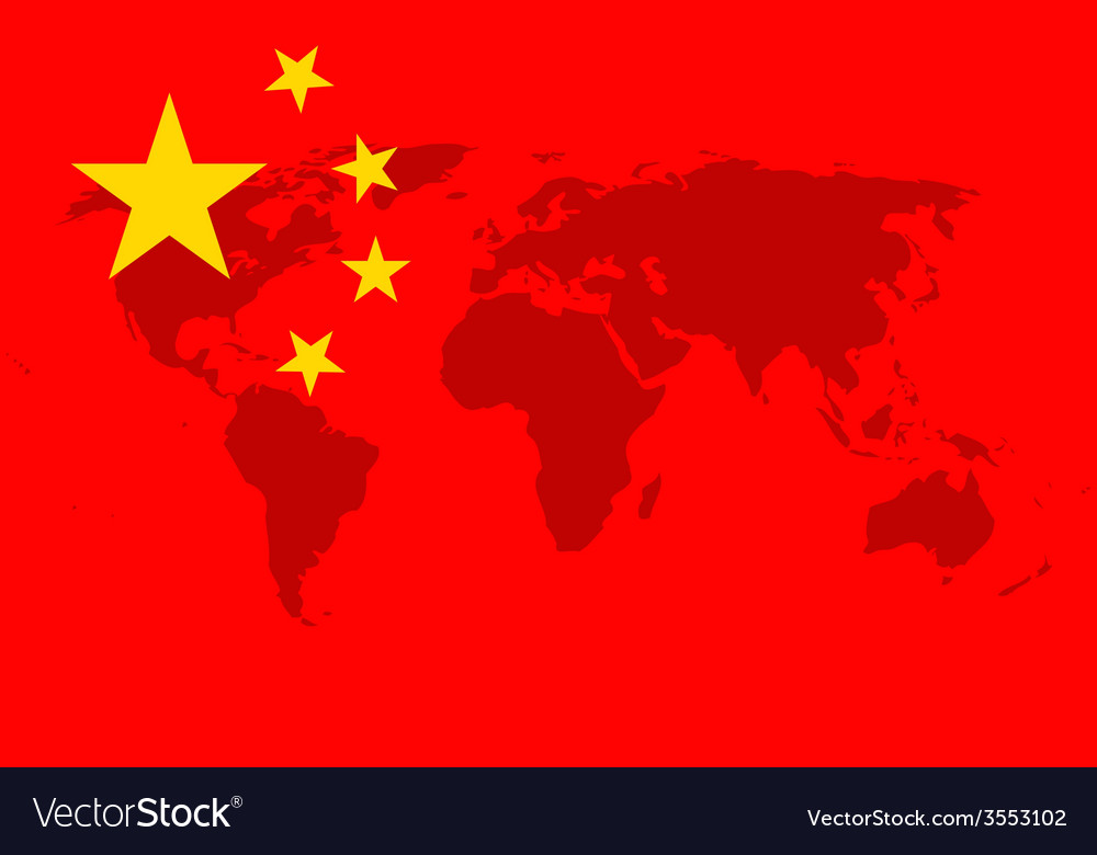 Great china vector | Price: 1 Credit (USD $1)